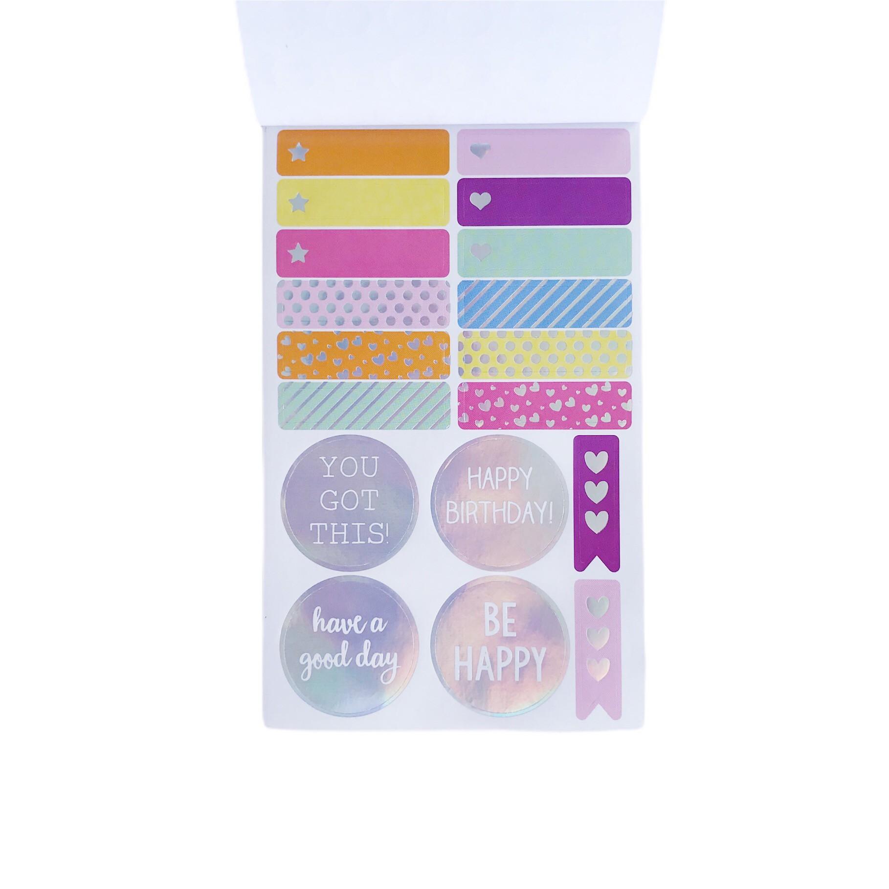 Sticker Book Have a Good Day + de 700 adesivos