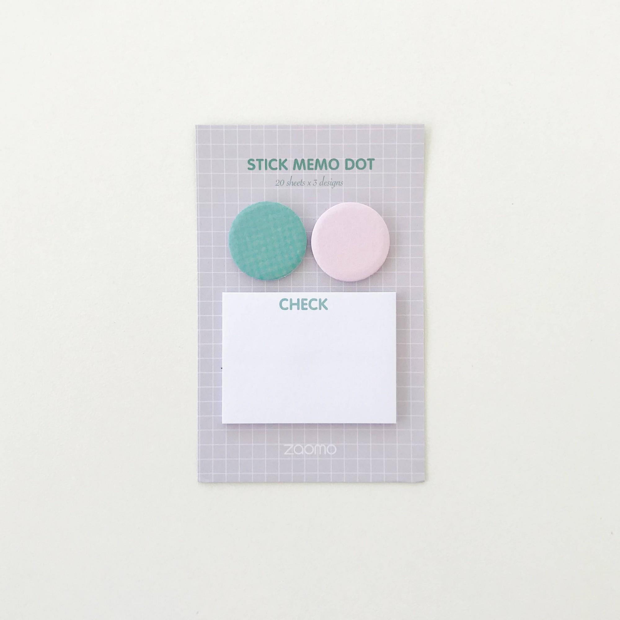 Sticky Note Check