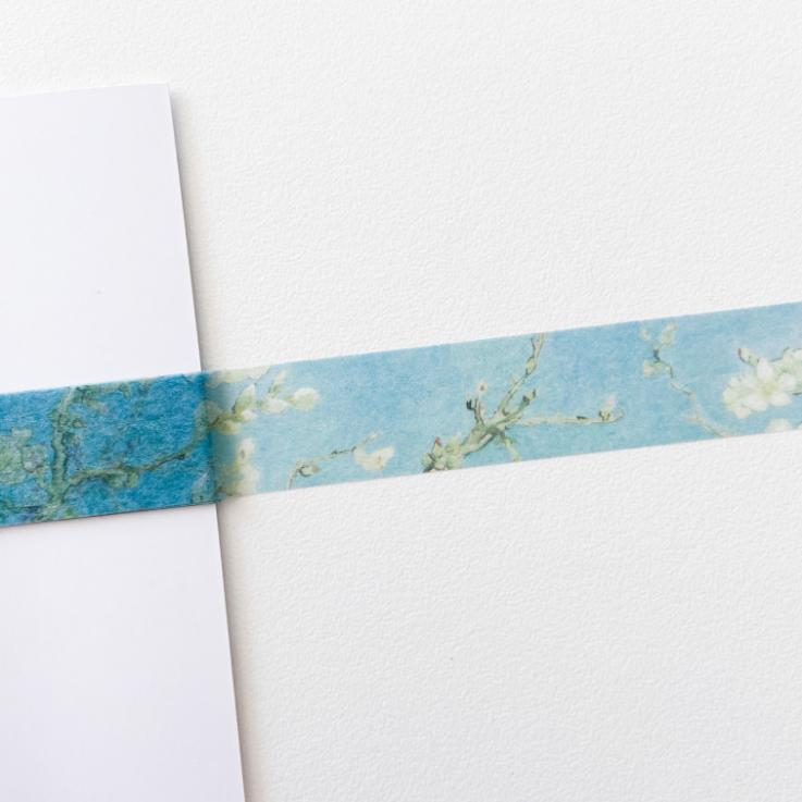 Washi Tape Almond Blossom (metro)
