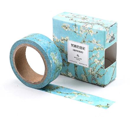 Washi Tape Almond Blossom Van Gogh