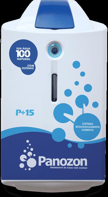 Gerador de Ozônio P+15