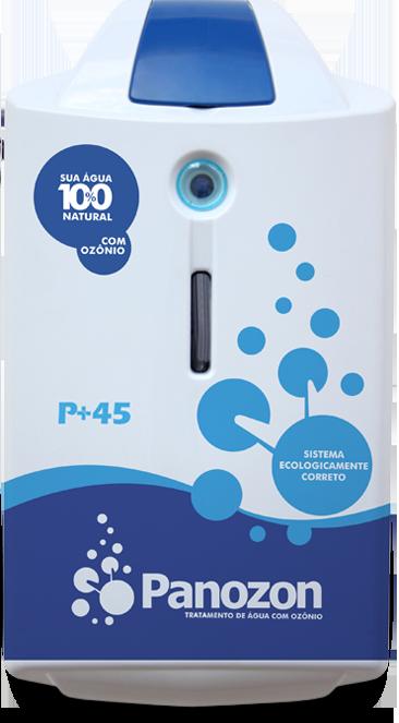 Gerador de Ozônio P+45