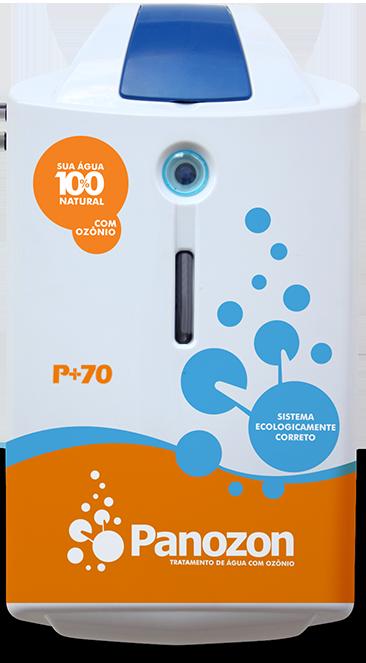 Gerador de Ozônio P+70