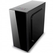 GABINETE GAMER BLACK BPC