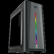Gabinete Gamer Evolut Gamma RGB Mid Tower