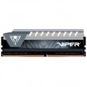 Memória Patriot Viper Elite 4GB (1x4GB), 2666MHz, DDR4, CL16, Cinza