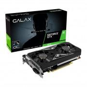 Placa de Vídeo Galax NVIDIA GeForce GTX 1650 EX (1-Click OC), 4GB, GDDR6