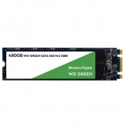 SSD WD Green, 480GB, M.2, Leitura 545MB/s