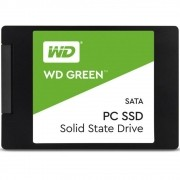 SSD WD Green, 480GB, SATA, Leitura 545MB/s, Gravação 430MB/s
