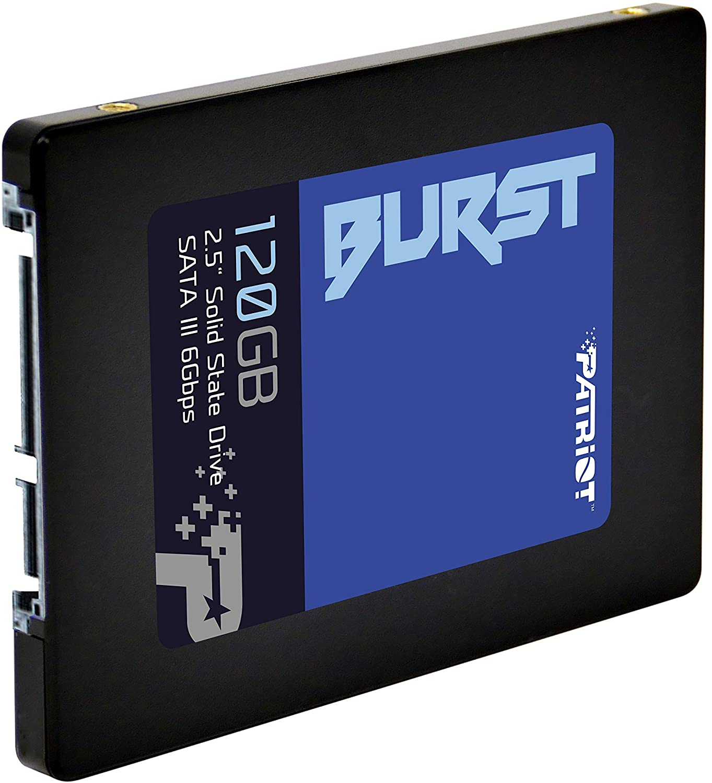 HD SSD Patriot 2.5 Sata III (120GB)