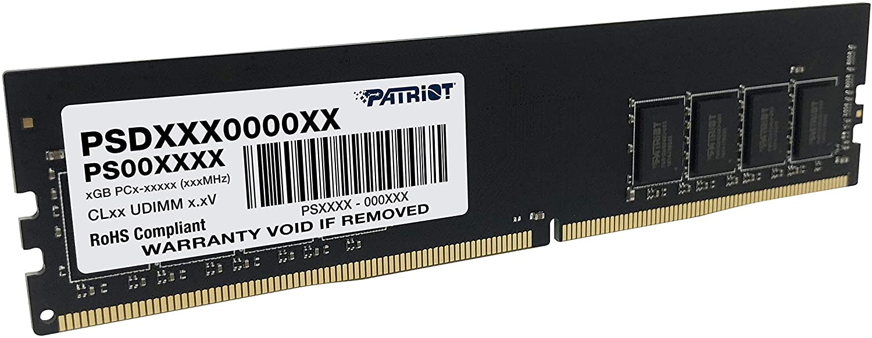 Memoria Patriot 4GB DDR4-2400MHz