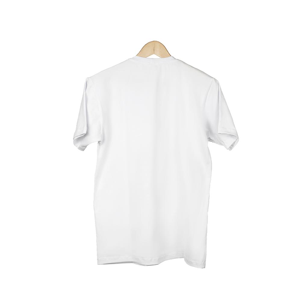 Camisa Motociclista Branco MTS