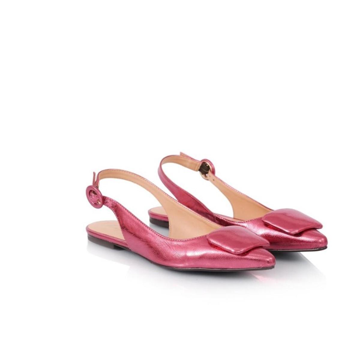 Chanel Luiza Barcelos 10580156-I20 Metalcolor Cereja