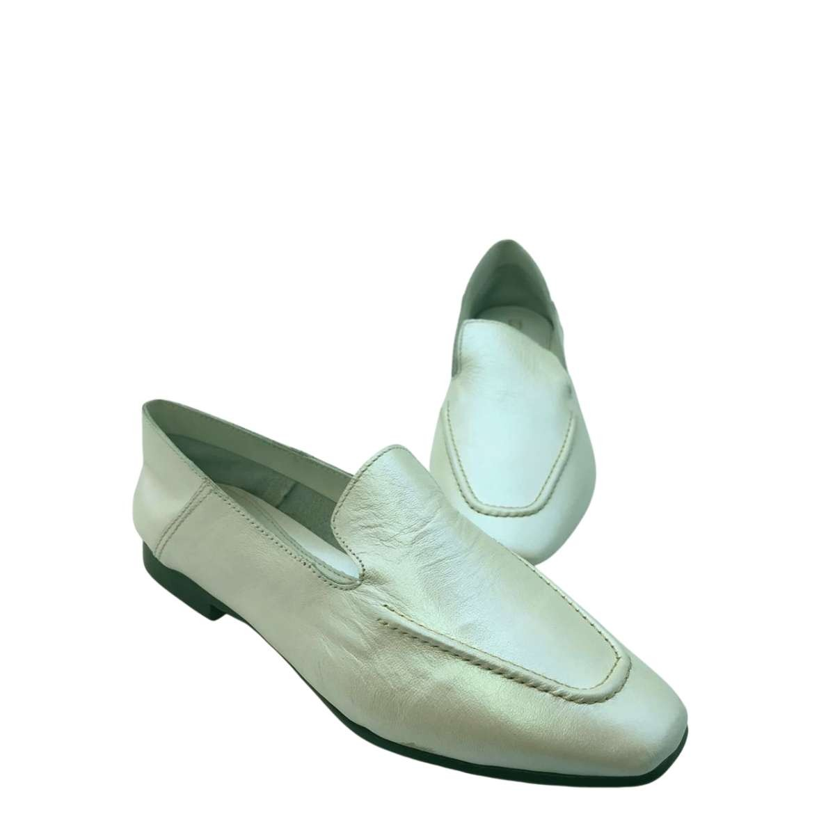 Mocassim Margot 1937-V20 Metalizada