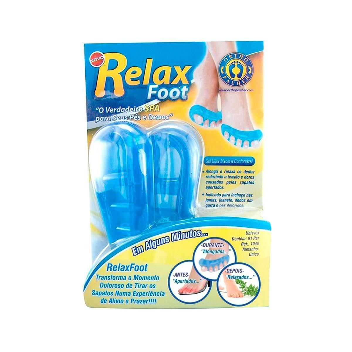 Relax O Pauher Footica 1040