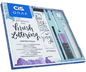 BRINDE - Kit de Brush Lettering Cis