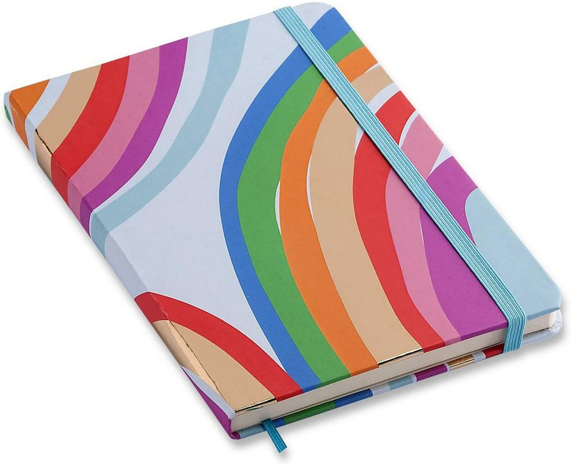 Caderneta Sem Pauta Arcos - Todas Juntas 14x21  - Cícero