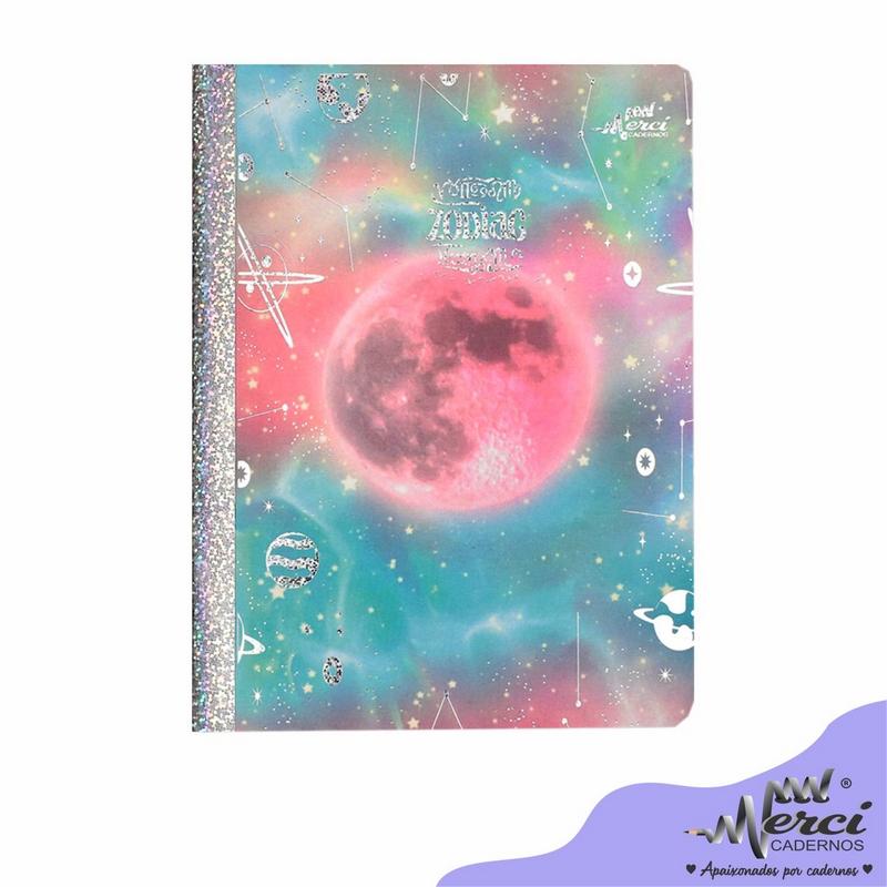 Caderno Colegial Brochura Merci Zodiac