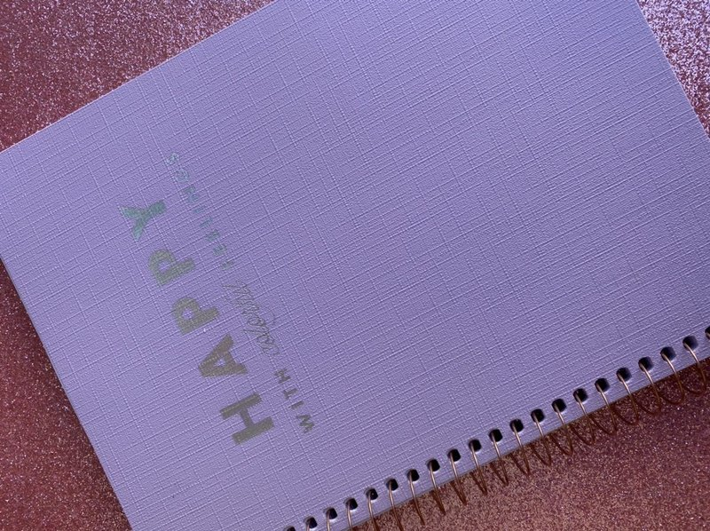 Caderno colegial happy - 1 matéria - Tilibra