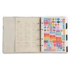 Caderno Criativo Argolado Pautado - Cícero - Onça Rose 17x24
