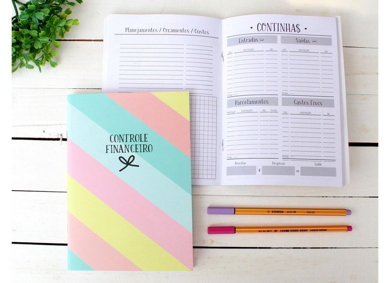 Caderno PapeJournal - Papelote