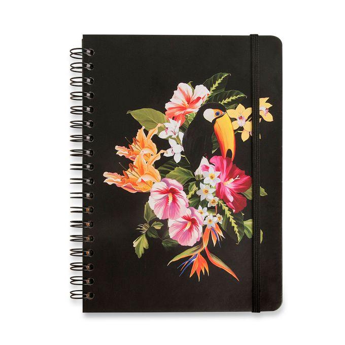 Caderno Wire-O Pautado 17x24 - Cícero - Fauna Tropical