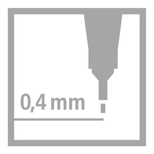 Caneta Fineliner  Stabilo  Point88