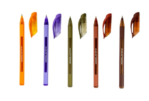 Caneta Trion Color Plus Molin - Estojo com 10 cores