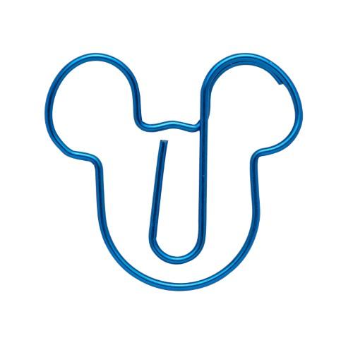 Clips Especial - Molin - Mickey Mouse - 12 unidades