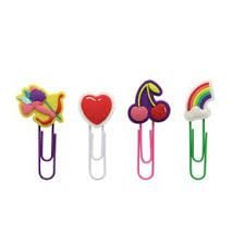 Clips Jocar Office Love is Love Cupido 4un 5cm