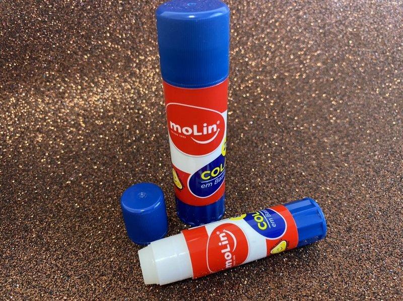 Cola em bastão Molin 21g