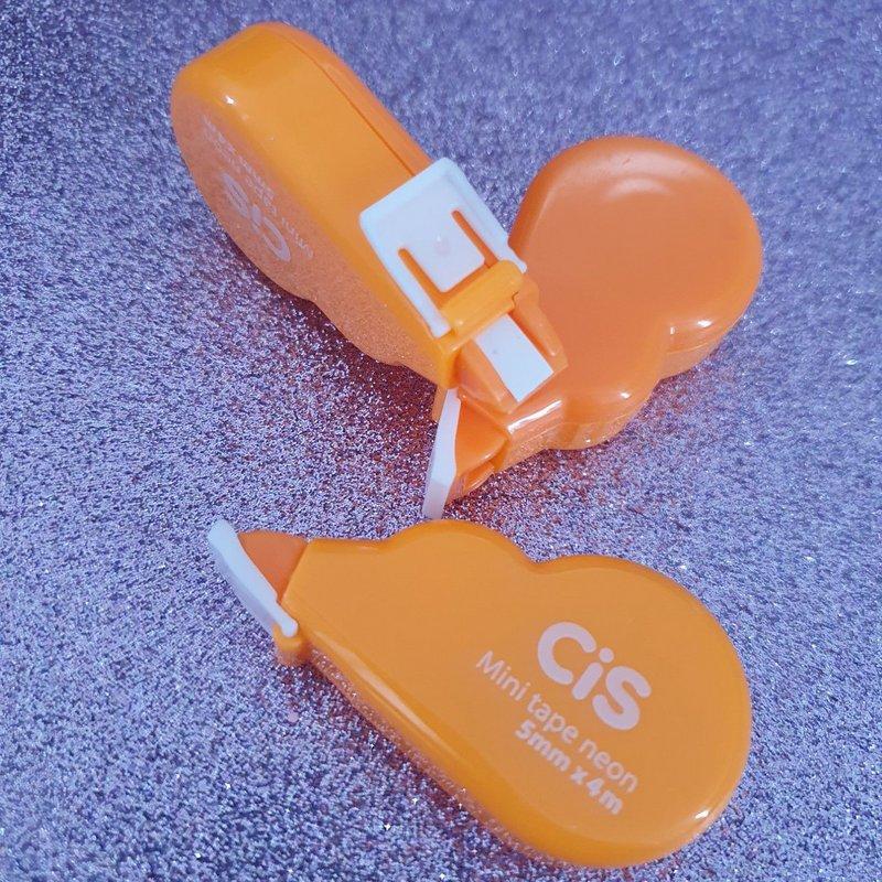 Corretivo mini tape Cis neon