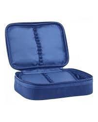 Estojo Box - Tilibra - Académie Azul