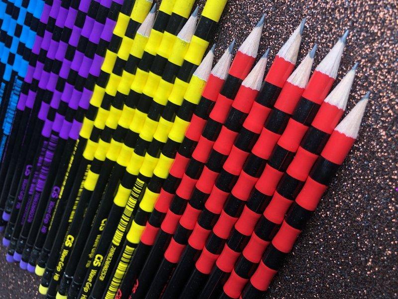 Lápis - CIS - Wave Grip