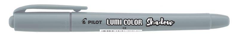 Marca Texto Lumi Color Cinza Shadow Pilot