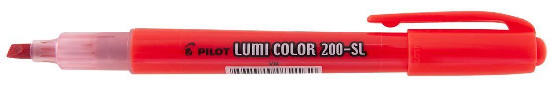 Marca Texto Lumi Color Vermelho Pilot