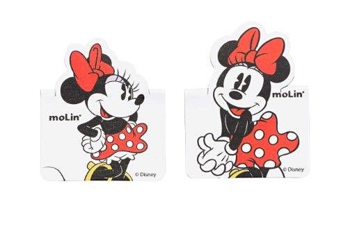 Marcador de Página Magnético - Molin - Minnie Mouse 2 unidade