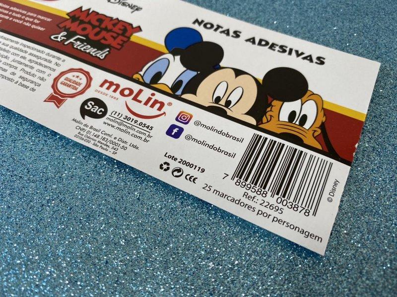 Notas Adesivas Disney