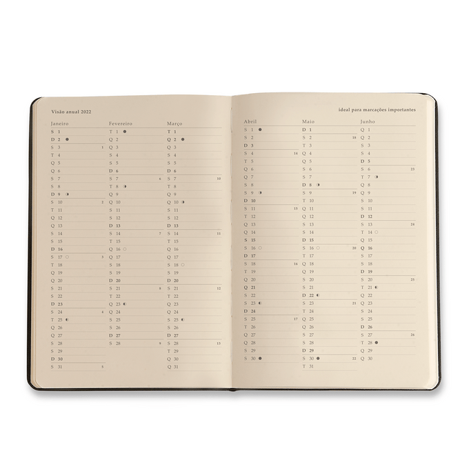 Planner Semanal 2022 - Cícero - Astral Galáxia 14x21