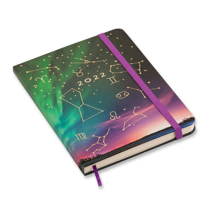 Planner Semanal Anotações 2022 - Cícero - Astral 14x21 Boreal