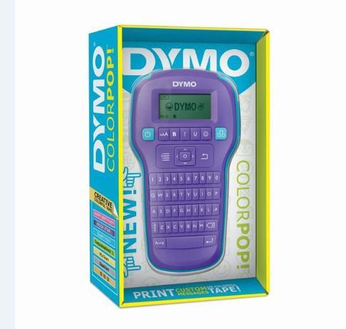 Rotulador Eletrônico - Dymo - Color Pop