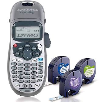 Rotulador Eletrônico - Dymo - LetraTag 100H Plus