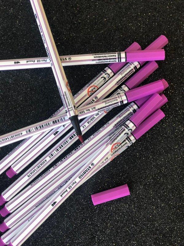 Stabilo pen68 brush - a sua caneta de lettering