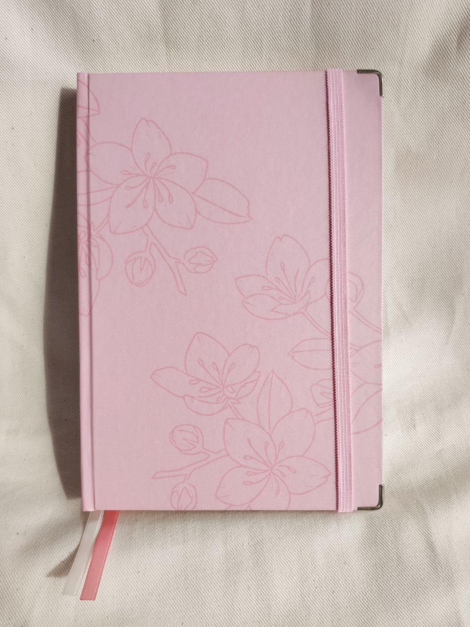 caderneta cerejeiras 90g/m²