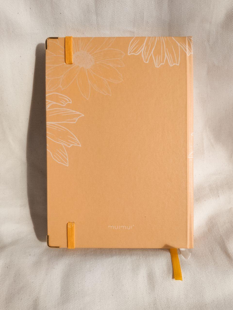 caderneta daisies 90g/m²