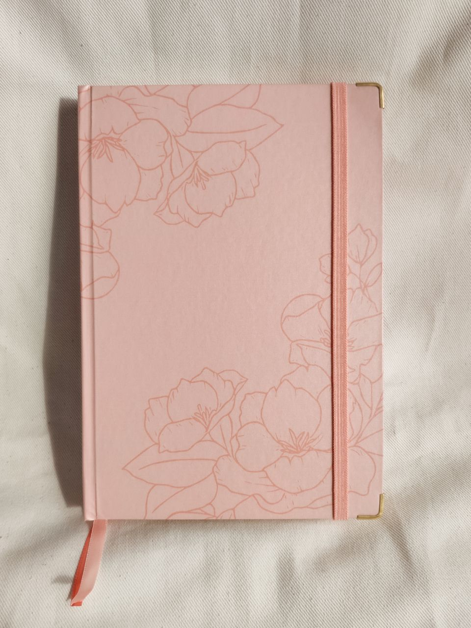 caderneta flora peach 90g/m²