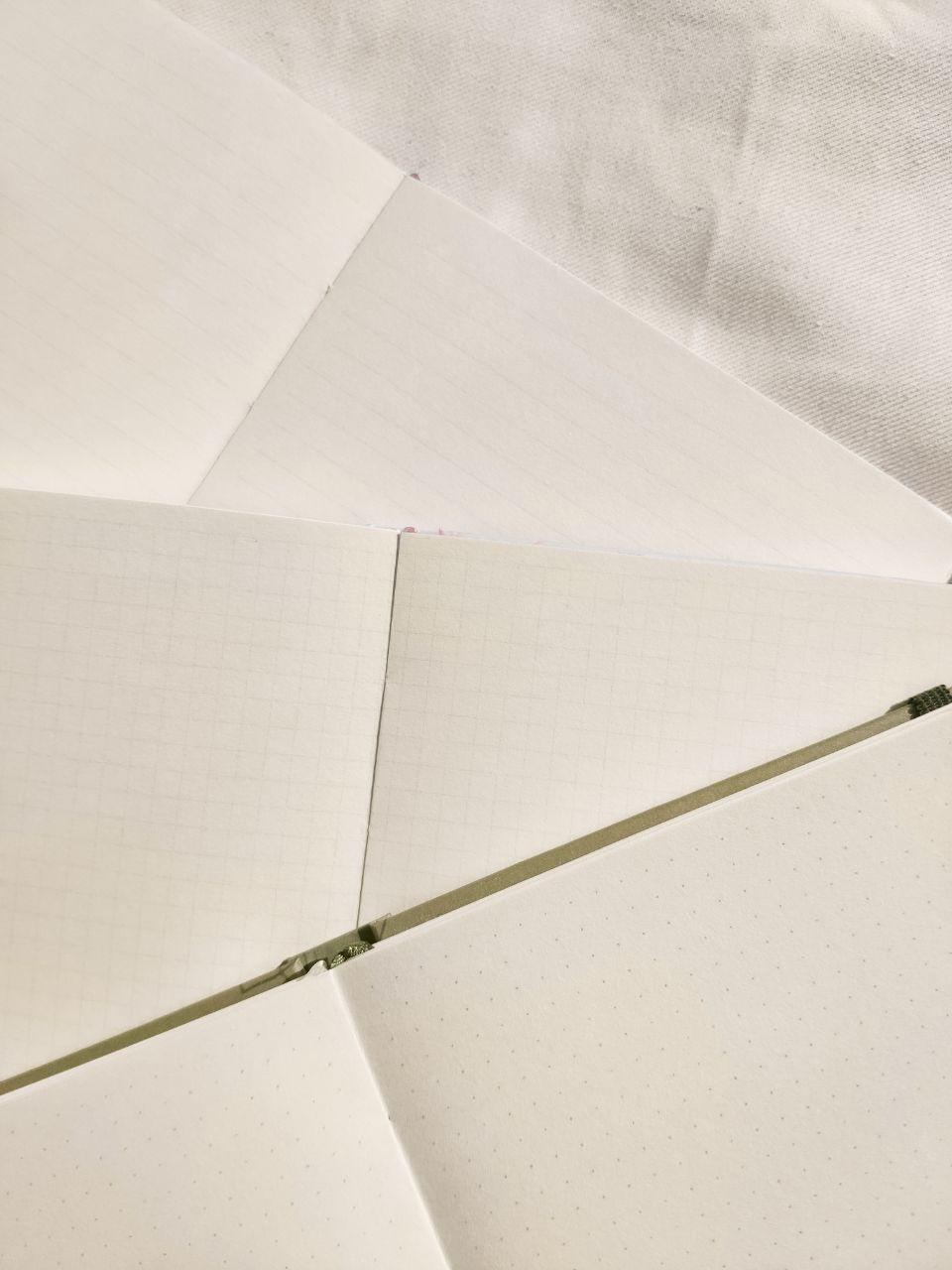 caderneta folhagem papel 120g/m²