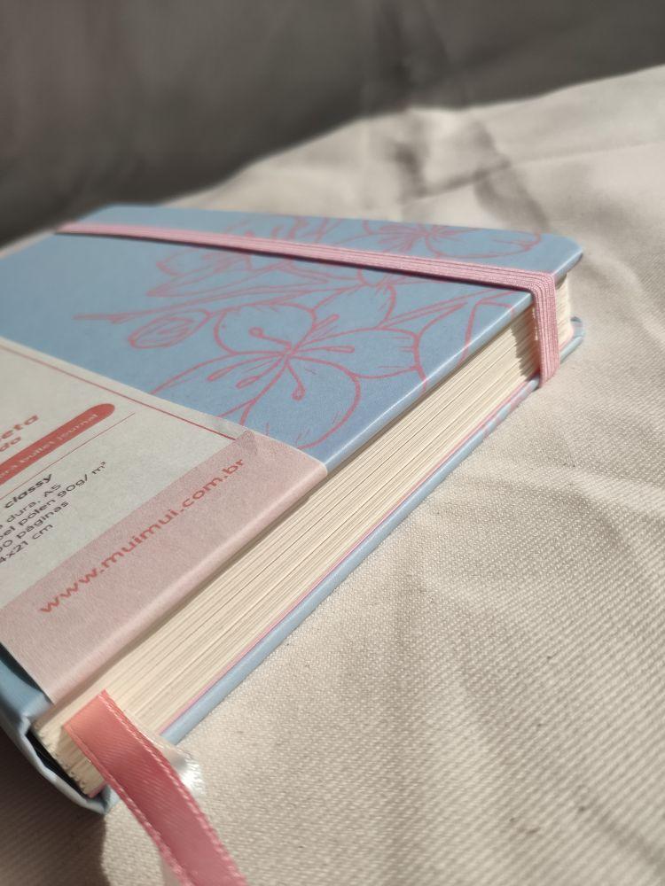 caderneta sakura papel 120g/m²