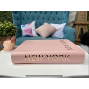 Livro Decorativo New York