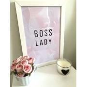Quadro Lady Boss